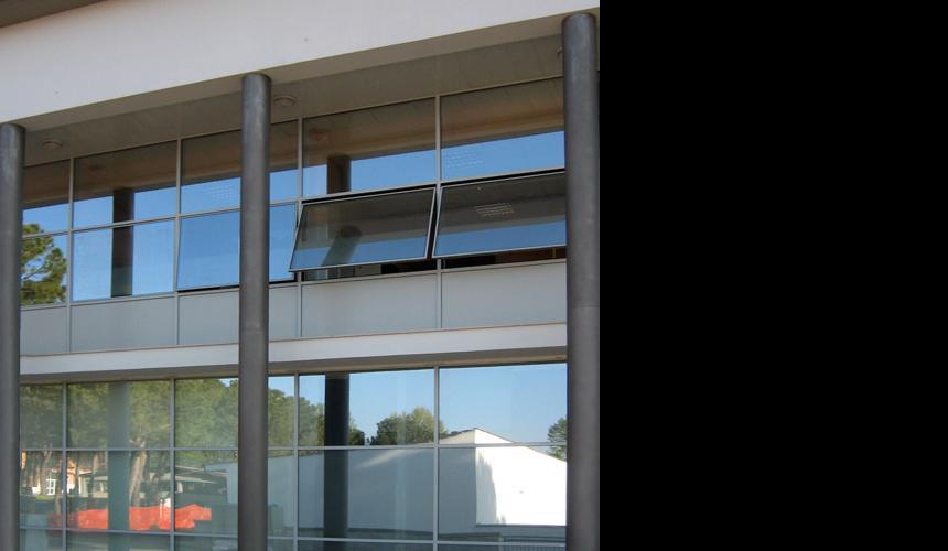 Ampliamento e ristrutturazione reparto microchirurgia e cen¬tro ustionati Ospedale di Cisanello-Pisa