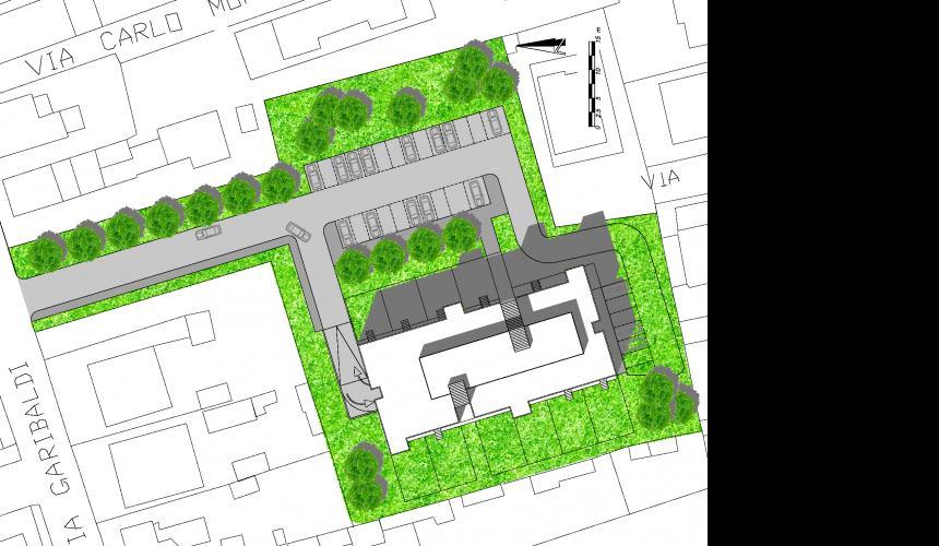Residenza Anziani Via Garibaldi